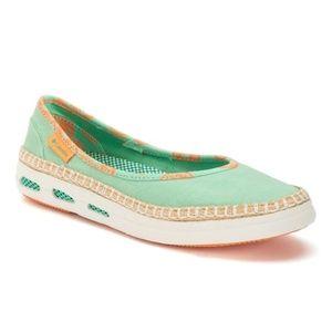 Columbia Shoes - Columbia Bettie Vulc N Vent Slip On Sneakers